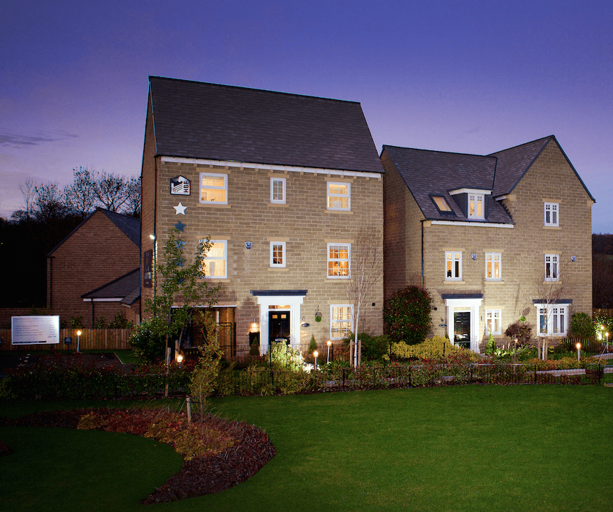Barratt Developments New Homes To Support Over 200 Local